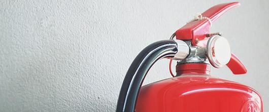 brandbeveiliging brandblusser
